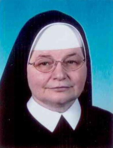 Sr. M. Augustína – Mária Hadačová